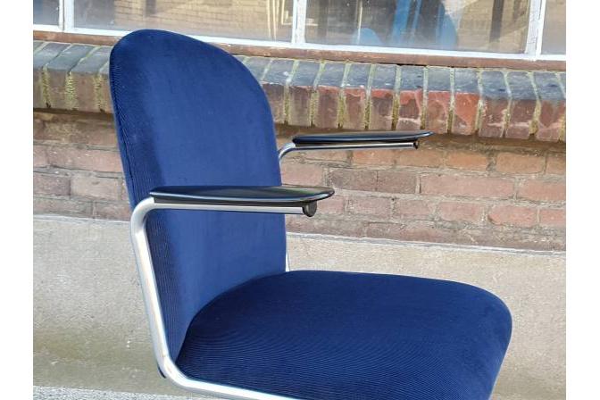 Originele Gispen Bureaustoel.Originele Gispen 356 Bureaustoel Sfeerderij Veldhoven