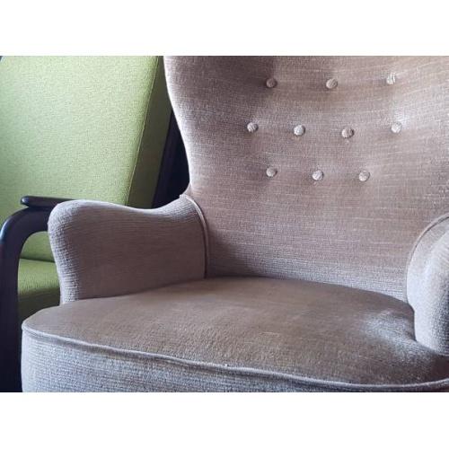 Collectie vintage en landelijke meubelen en interieur artikelen ...