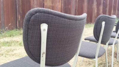 Gispen de Wit stoelen weer als nieuw