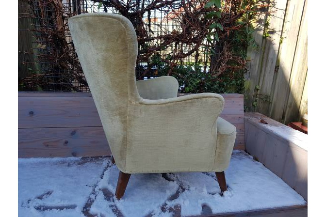 artifort fauteuil theo ruth